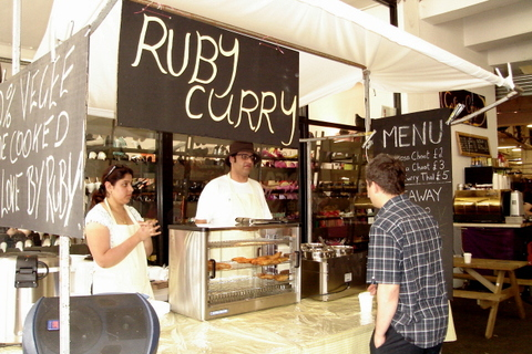 Rubycurrystand